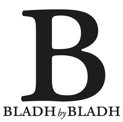 Bladh by bladh bokförlag logotyp